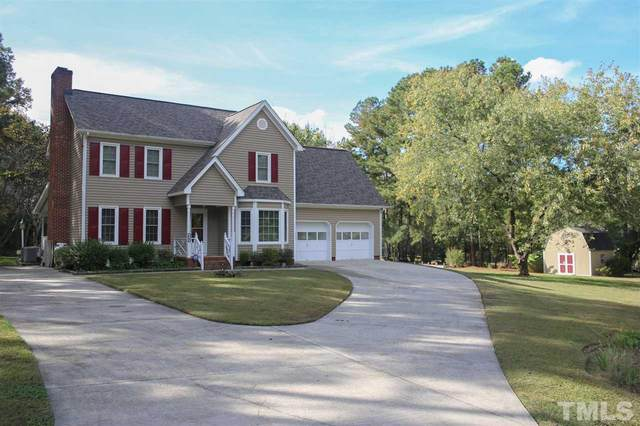 1929 Old Greenfield Road, Raleigh, NC 27604 (#2349974) :: M&J Realty Group