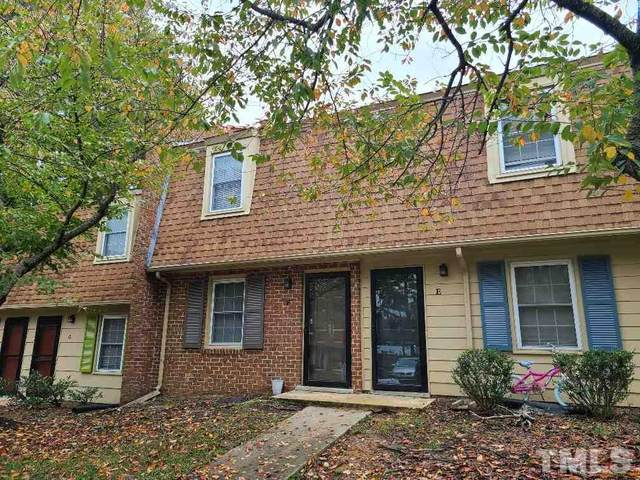 149 Jones Franklin Road Unit F, Raleigh, NC 27606 (#2349978) :: Bright Ideas Realty