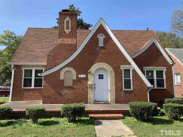 2703 N Roxboro Street, Durham, NC 27704 (#2350009) :: Classic Carolina Realty