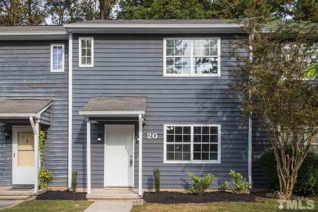 2146 Charles Street #20, Durham, NC 27707 (#2350024) :: Realty World Signature Properties