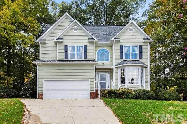 106 Big Meadows Place, Chapel Hill, NC 27514 (#2350034) :: Real Estate By Design