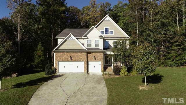 18 S Duelling Oaks Drive, Chapel Hill, NC 27517 (#2350062) :: The Jim Allen Group