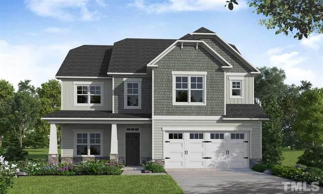 3504 Jones Lake Road Lot 780, Fuquay Varina, NC 27526 (MLS #2350068) :: On Point Realty