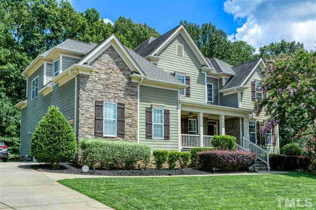 603 Powell Meadow Court, Apex, NC 27539 (#2350107) :: Realty World Signature Properties