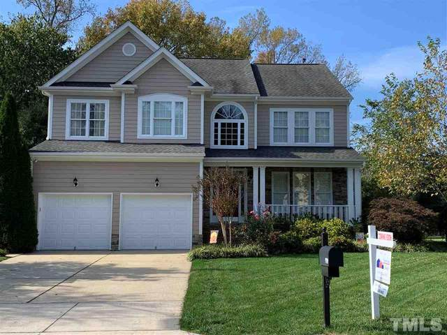 9709 Precious Stone Drive, Wake Forest, NC 27587 (#2350115) :: The Beth Hines Team