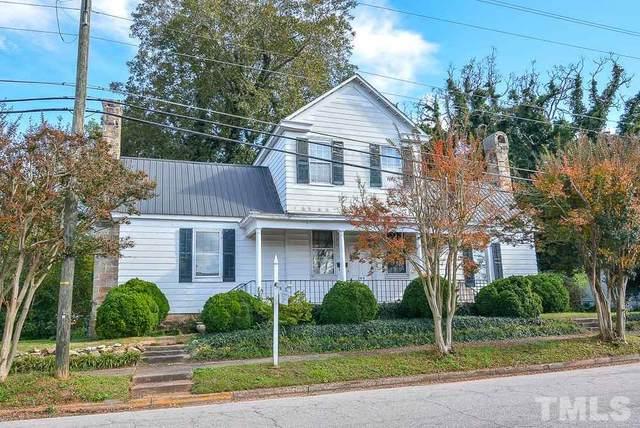 204 S Bragg Street, Warrenton, NC 27589 (#2350179) :: Sara Kate Homes