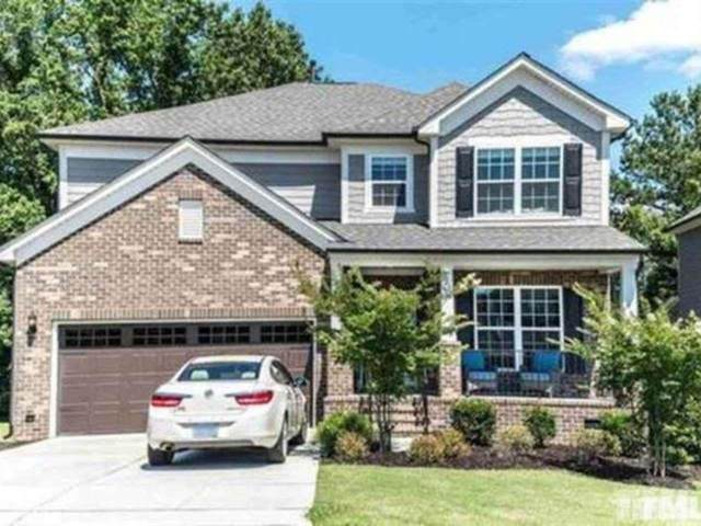 1503 Thassos Drive, Apex, NC 27502 (#2350208) :: Realty World Signature Properties