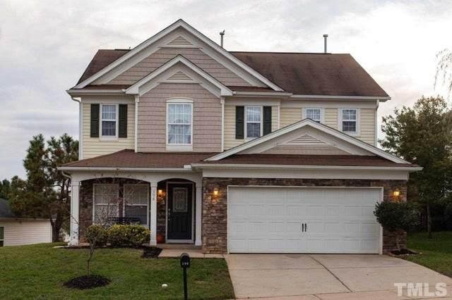 198 Averasboro Drive, Clayton, NC 27520 (MLS #2350214) :: On Point Realty
