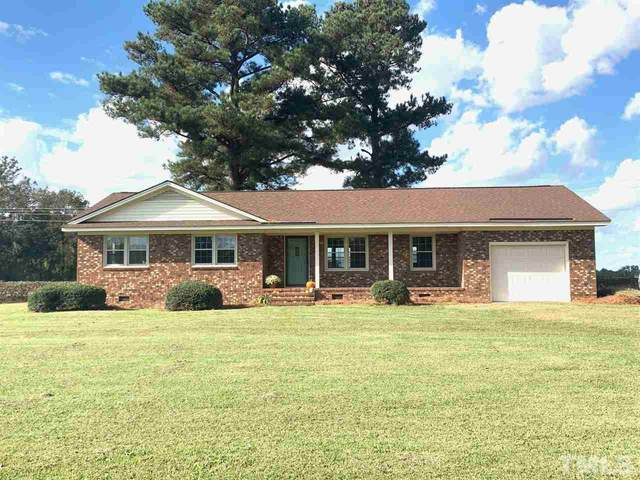 760 Eugene Jernigan Road, Dunn, NC 28334 (#2350231) :: Bright Ideas Realty