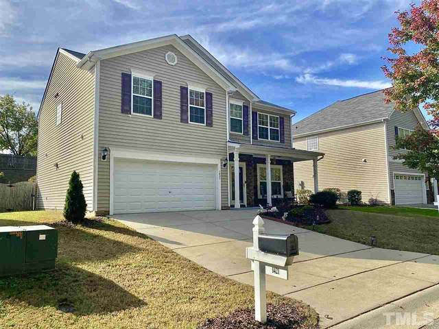 1421 Tuscan Drive, Fuquay Varina, NC 27526 (MLS #2350244) :: On Point Realty