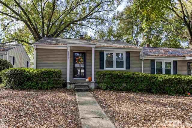2616 Mcneill Street #2616, Raleigh, NC 27608 (#2350246) :: The Jim Allen Group