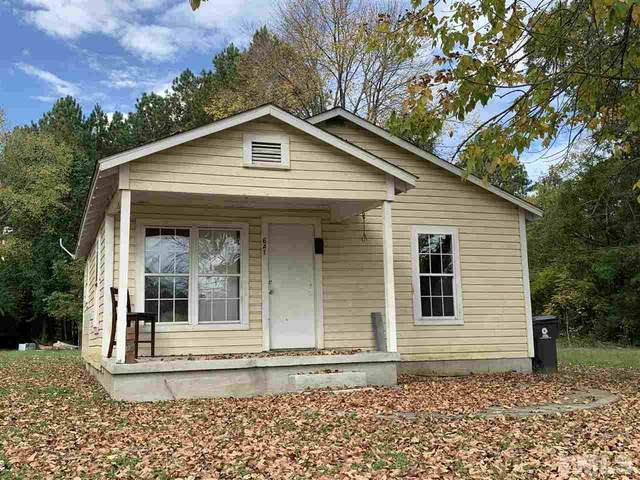 641 E Fifth Street, Siler City, NC 27344 (#2350249) :: Bright Ideas Realty