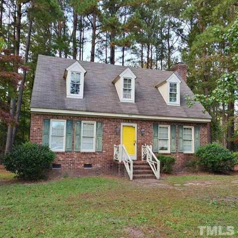 1804 Mapleton Lane, Rocky Mount, NC 27803 (#2350283) :: Raleigh Cary Realty