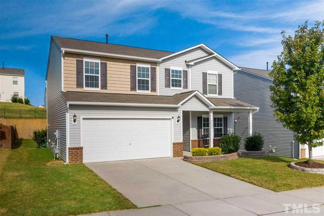 2537 Averon Drive, Fuquay Varina, NC 27526 (#2350299) :: Dogwood Properties