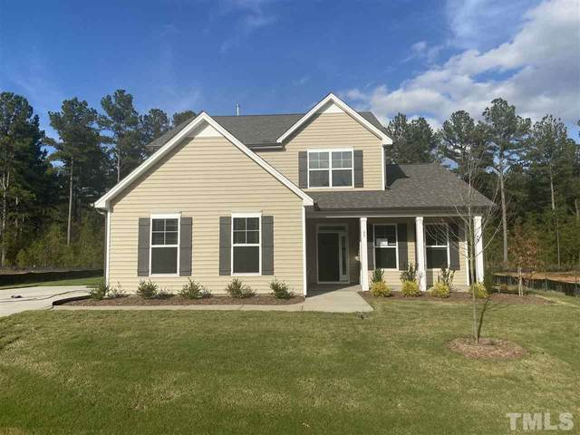 55 Green Haven Boulevard, Youngsville, NC 27596 (#2350302) :: The Jim Allen Group
