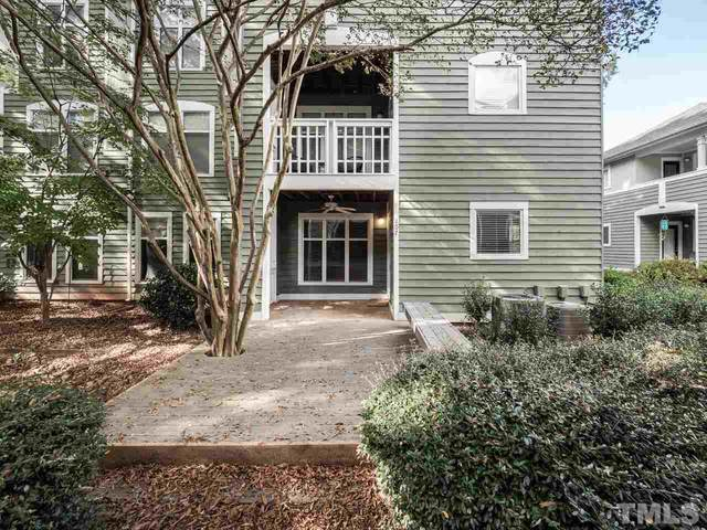 1011 Nicholwood Drive #107, Raleigh, NC 27605 (#2350312) :: Real Estate By Design