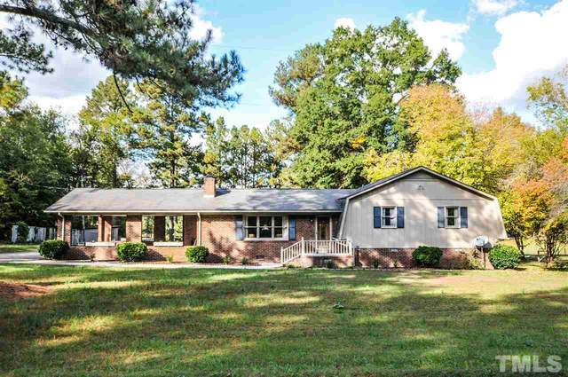 480 Benjie Williams Road, Staley, NC 27355 (#2350339) :: Real Estate By Design