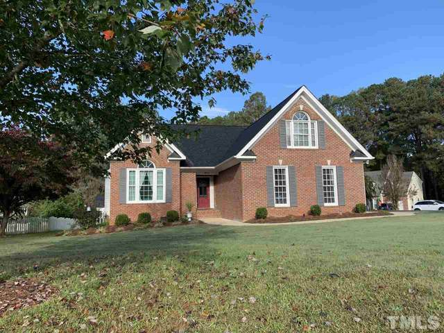 800 Old Scarborough Lane, Garner, NC 27529 (#2350349) :: Realty World Signature Properties