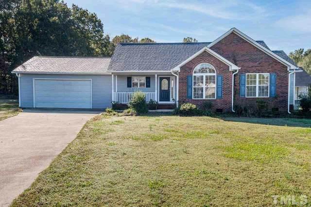 4814 Hopewood Court, Graham, NC 27253 (#2350354) :: Real Estate By Design