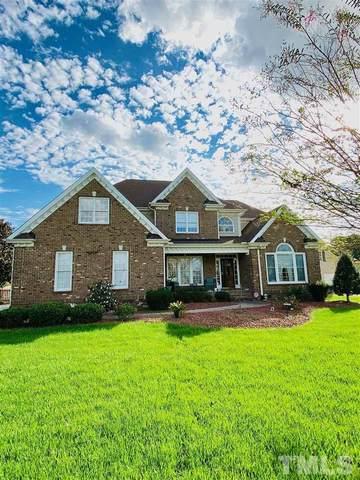6609 Wildlife Lane, Fuquay Varina, NC 27526 (#2350387) :: Real Estate By Design