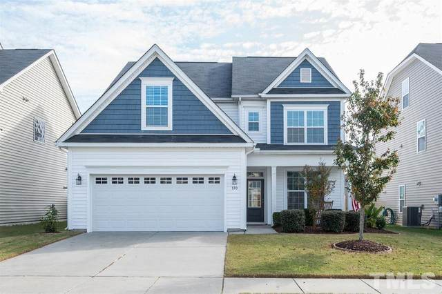 720 Laurel Spring Drive, Fuquay Varina, NC 27526 (#2350401) :: Triangle Top Choice Realty, LLC