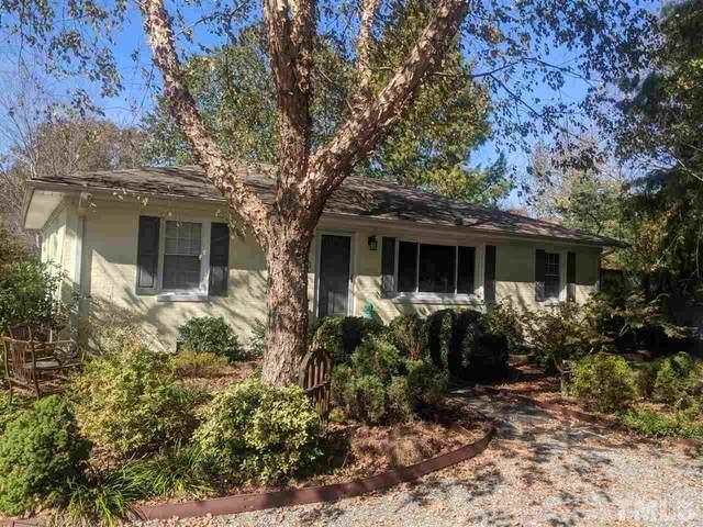 1740 Riverside Drive, Hillsborough, NC 27278 (#2350402) :: Triangle Top Choice Realty, LLC