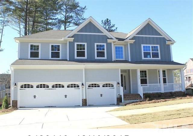 200 Oakenshaw Drive, Holly Springs, NC 27540 (#2350403) :: Bright Ideas Realty