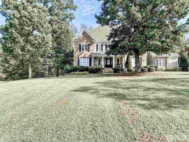 580 Christopher Drive, Clayton, NC 27520 (#2350441) :: Realty World Signature Properties