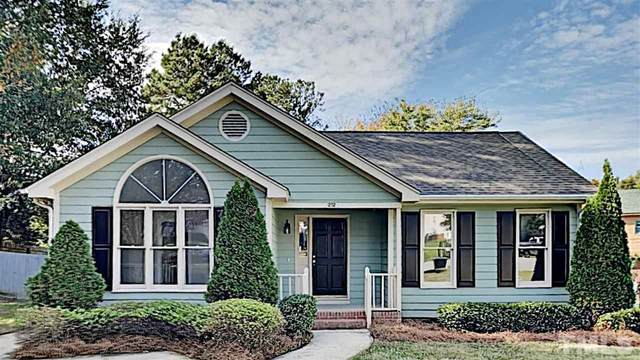 212 Tarpley Way, Garner, NC 27529 (#2350446) :: Sara Kate Homes