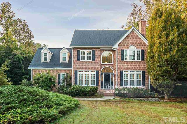 505 Willow Winds Drive, Raleigh, NC 27603 (#2350567) :: Rachel Kendall Team