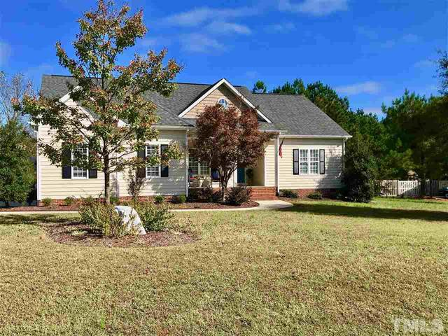 1824 Ferrell Meadows Drive, Zebulon, NC 27597 (#2350597) :: Real Estate By Design