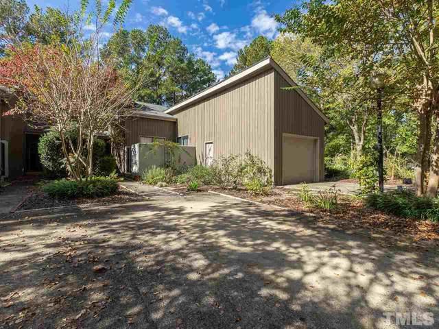 2 Wellesley Place, Chapel Hill, NC 27517 (#2350602) :: Rachel Kendall Team