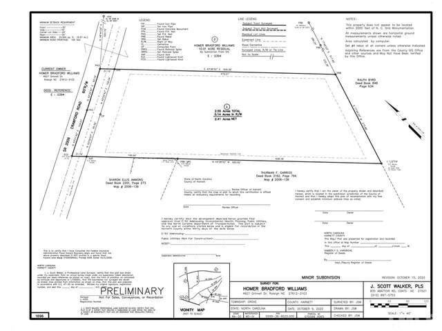 1338 Crawford Road, Coats, NC 27521 (#2350604) :: The Beth Hines Team