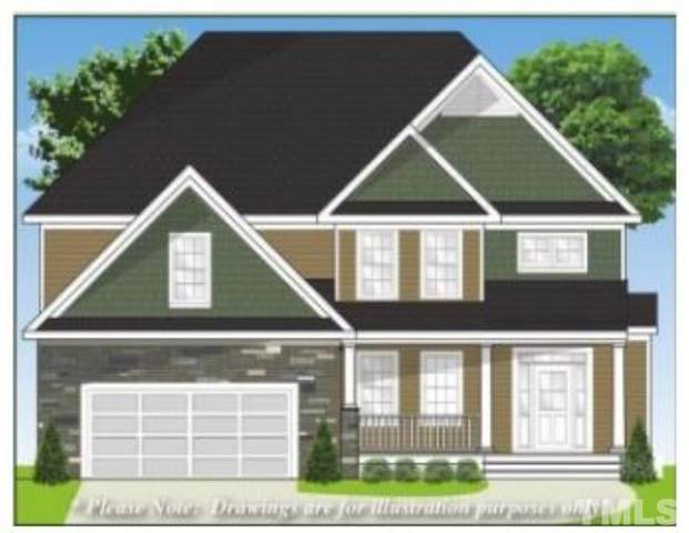 215 Stephens Way, Youngsville, NC 27596 (#2350610) :: Bright Ideas Realty
