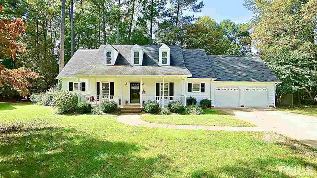 5916 Stable Court, Raleigh, NC 27612 (#2350615) :: Triangle Top Choice Realty, LLC