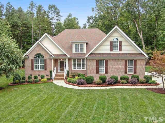 104 River View Court, Timberlake, NC 27583 (#2350626) :: Realty World Signature Properties