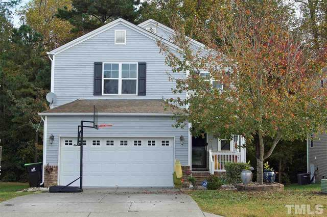 2433 Ferdinand Drive, Knightdale, NC 27545 (MLS #2350629) :: The Oceanaire Realty