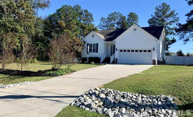 295 Ridge Road, Angier, NC 27501 (#2350655) :: The Beth Hines Team