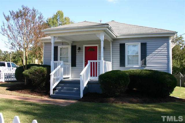 15 Pine Street, Knightdale, NC 27545 (MLS #2350659) :: The Oceanaire Realty