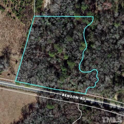 Benson Road, Angier, NC 27501 (#2350662) :: The Jim Allen Group