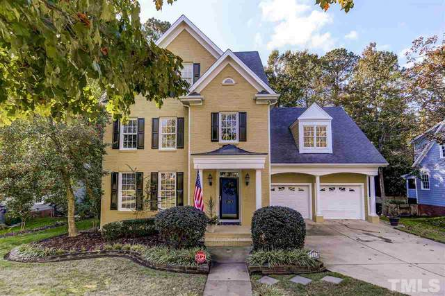 208 Elmcrest Drive, Holly Springs, NC 27540 (#2350687) :: Rachel Kendall Team