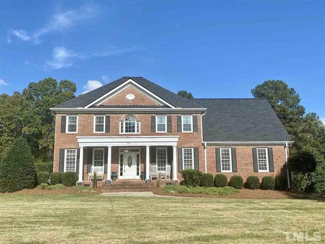 201 Magnolia Circle, Clayton, NC 27527 (#2350696) :: Real Estate By Design