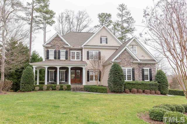 11 Wood Duck Court, Chapel Hill, NC 27517 (#2350698) :: M&J Realty Group