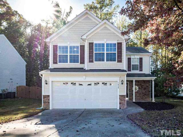 1439 Cairo Way, Fuquay Varina, NC 27526 (#2350707) :: M&J Realty Group