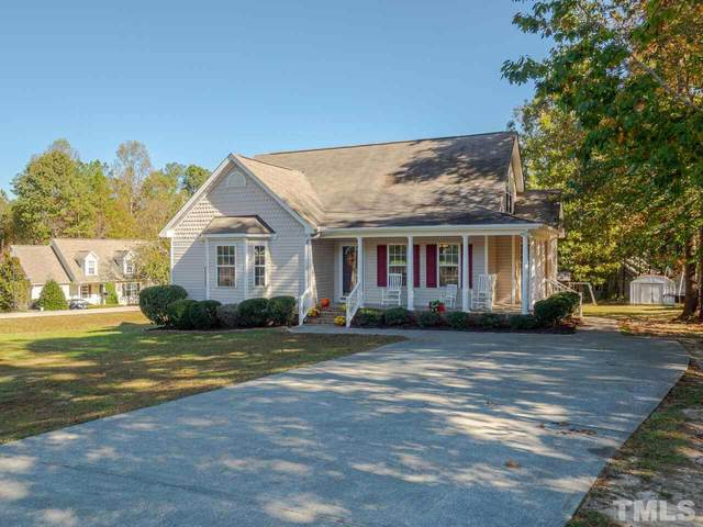 280 Beaver Ridge Drive, Youngsville, NC 27596 (#2350726) :: Bright Ideas Realty