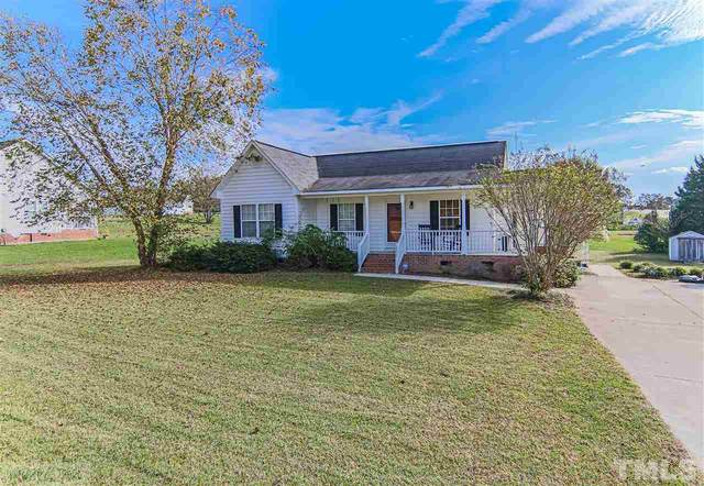 135 Park Lane, Coats, NC 27521 (#2350747) :: Team Ruby Henderson