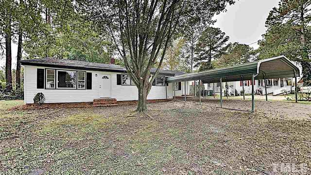 107 Starling Street, Pine Level, NC 27568 (#2350748) :: Team Ruby Henderson