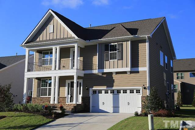 1817 Knights Crest Way, Wake Forest, NC 27587 (#2350802) :: Bright Ideas Realty