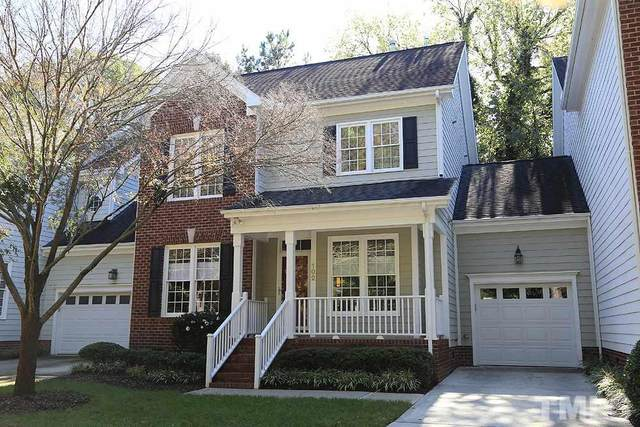 2201 Tallon Hall Court #102, Raleigh, NC 27607 (MLS #2350821) :: On Point Realty