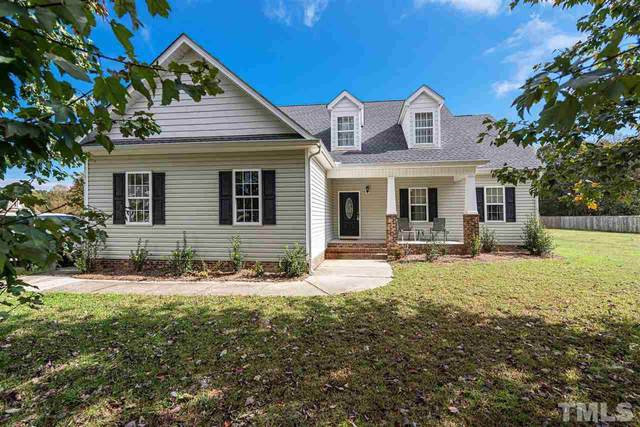 110 Willow Ridge Drive, Louisburg, NC 27549 (#2350824) :: Real Estate By Design